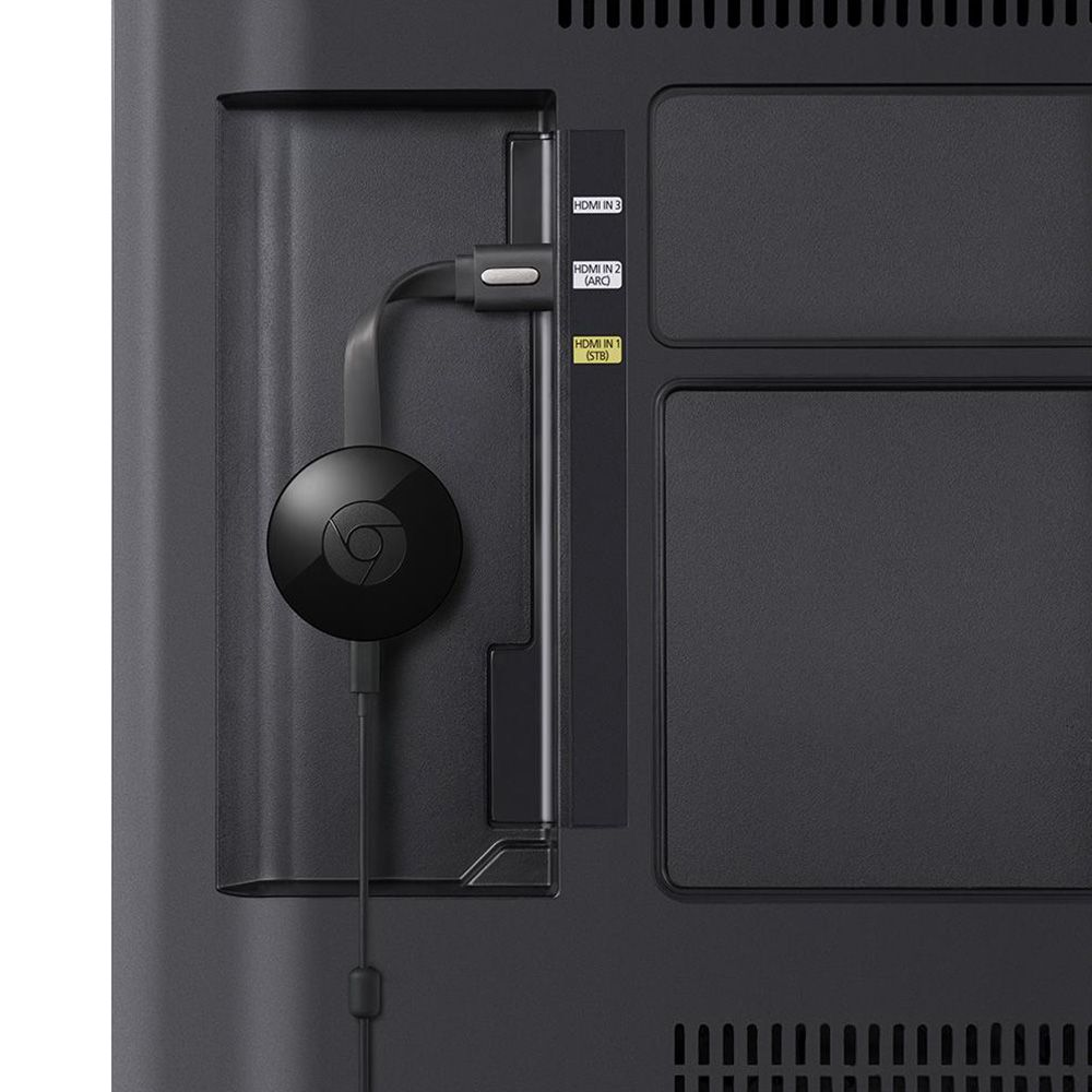 Google Combo 02 Google Chromecast 2 Full Hd Wifi Original Vitrine