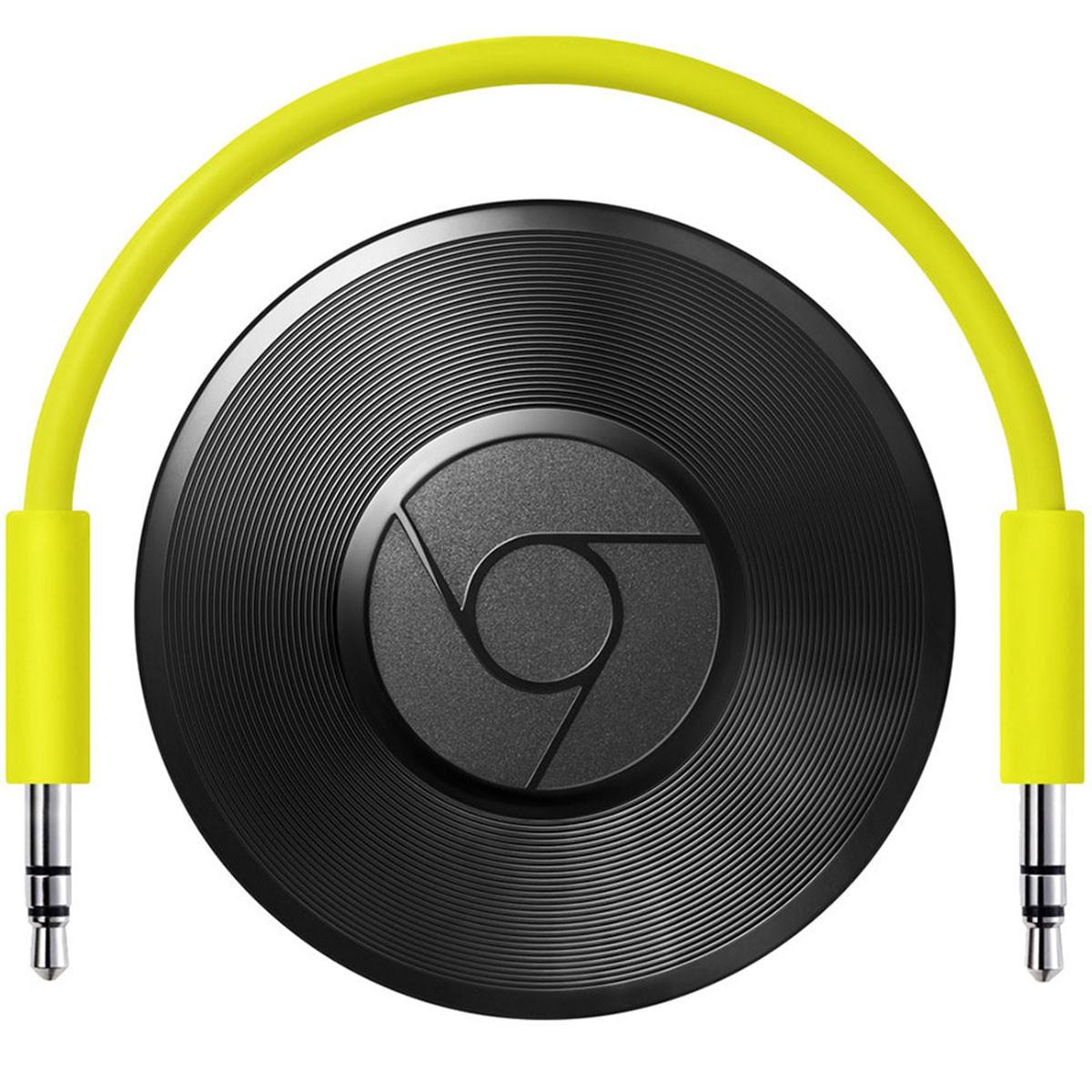 Combo Com 4 Google Chromecast Audio Hero Streaming (Open Box)