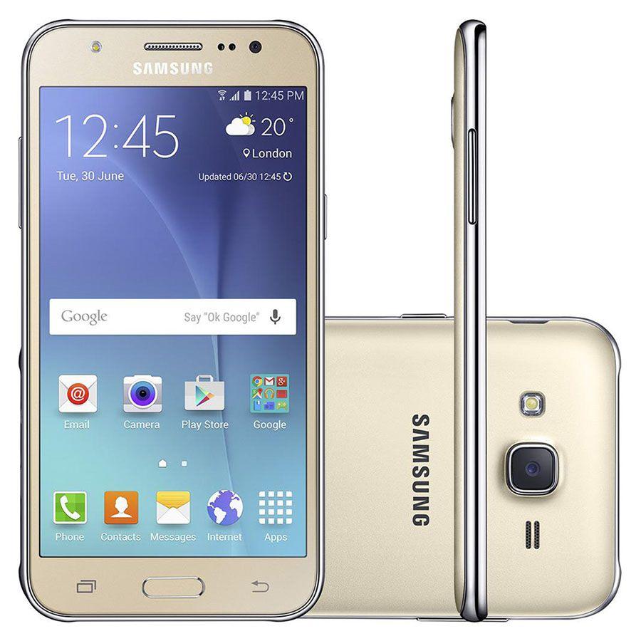 Conector Fone Não Funciona: Samsung Galaxy J5 Duos Vitrine
