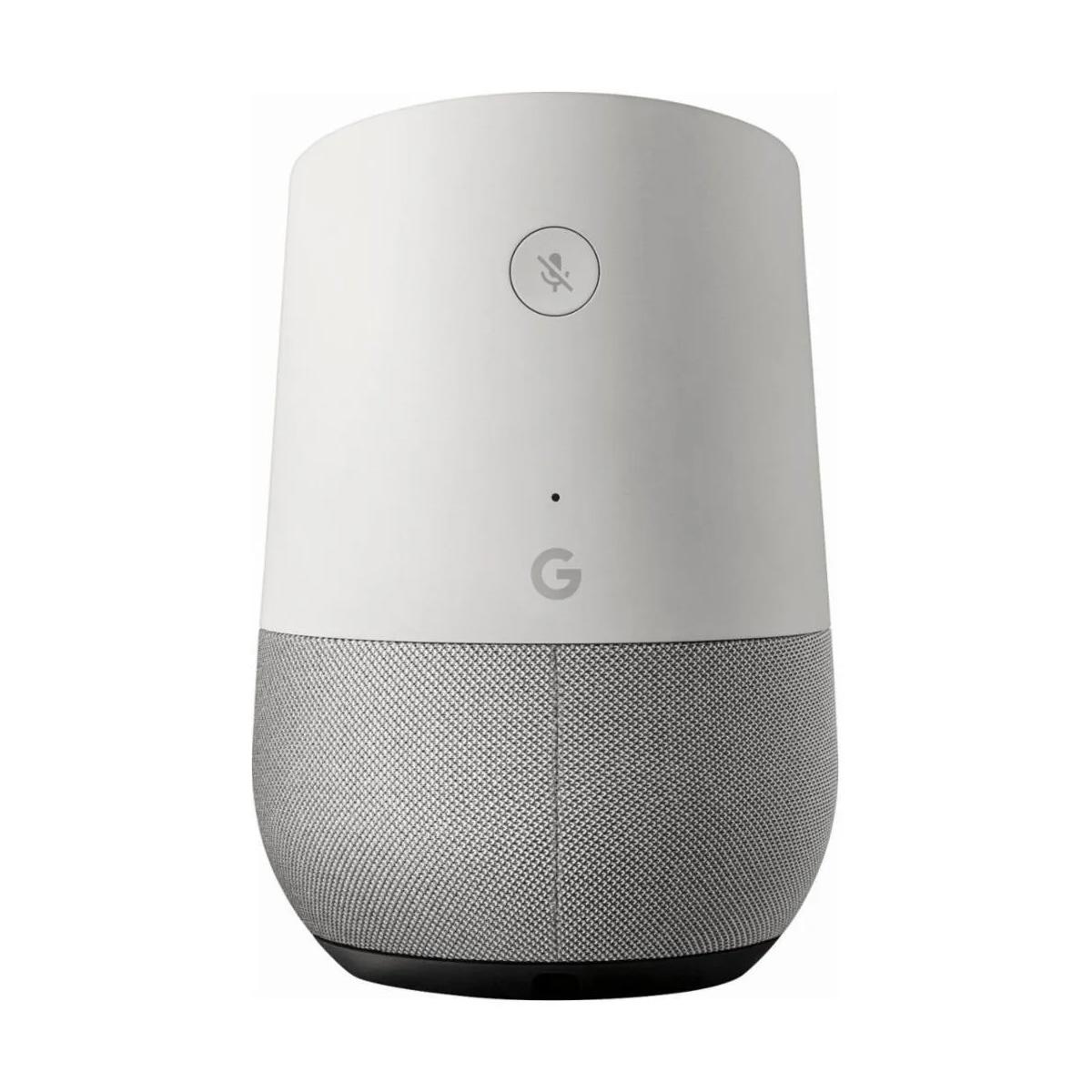 Google Home Caixa De Som Assistente Pessoal Original Outlet