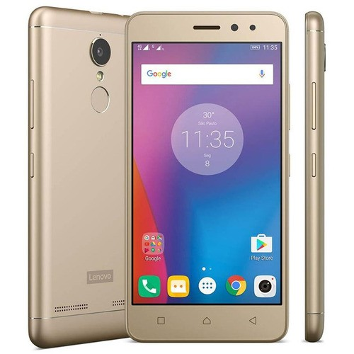 Lenovo Vibe K6 Dual 32gb Tela 5' 13mp Android 6 Wifi Outlet