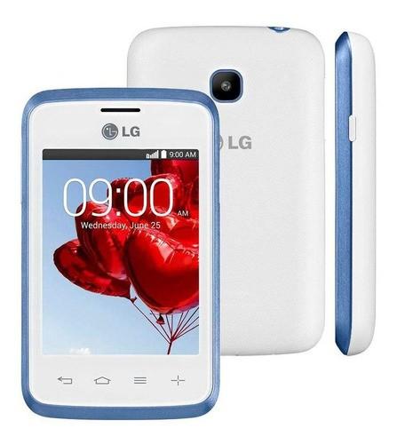 LG D100 L20 3G Single 4GB Android 4.4 Redes Socias (Usado)