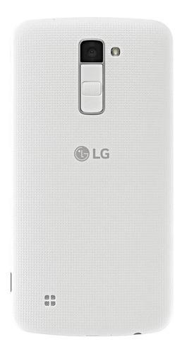 LG K10 LTE Dual SIM K430 16GB branco 1 GB RAM