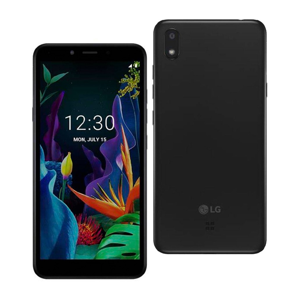 LG K8+ LM-X120BMW 16GB Dual Android 7.0 Cam 8MP Preto