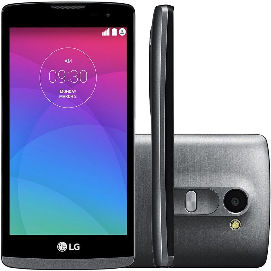 Smartphone Lg Leon H342 Tela 4.5' Dual 4g 8gb Cam 5mp Outlet