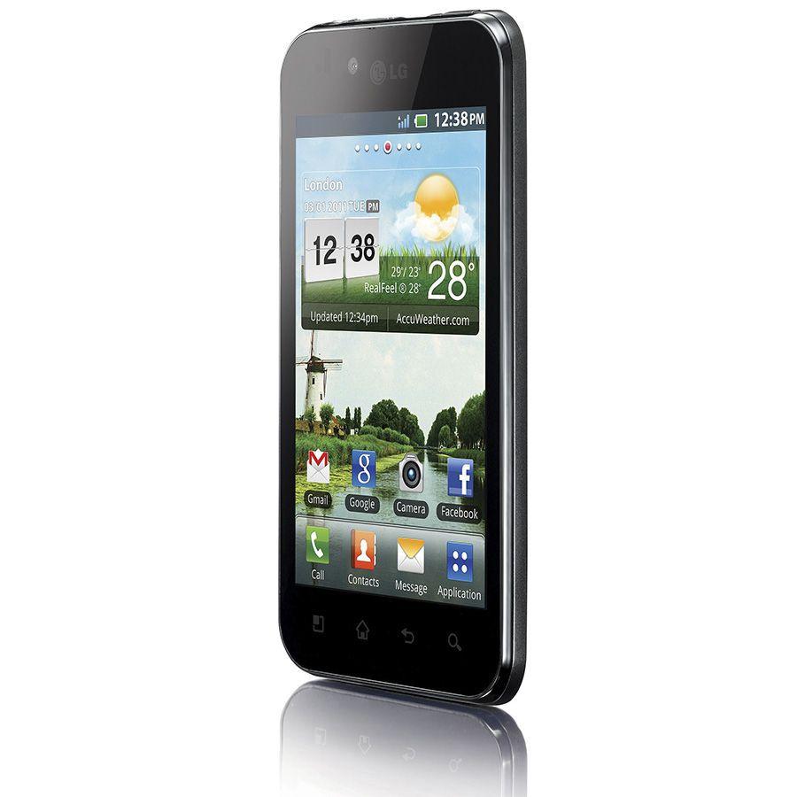 Lg Optimus P970 Android 2.2 Wi-fi Touchscreen Vitrine