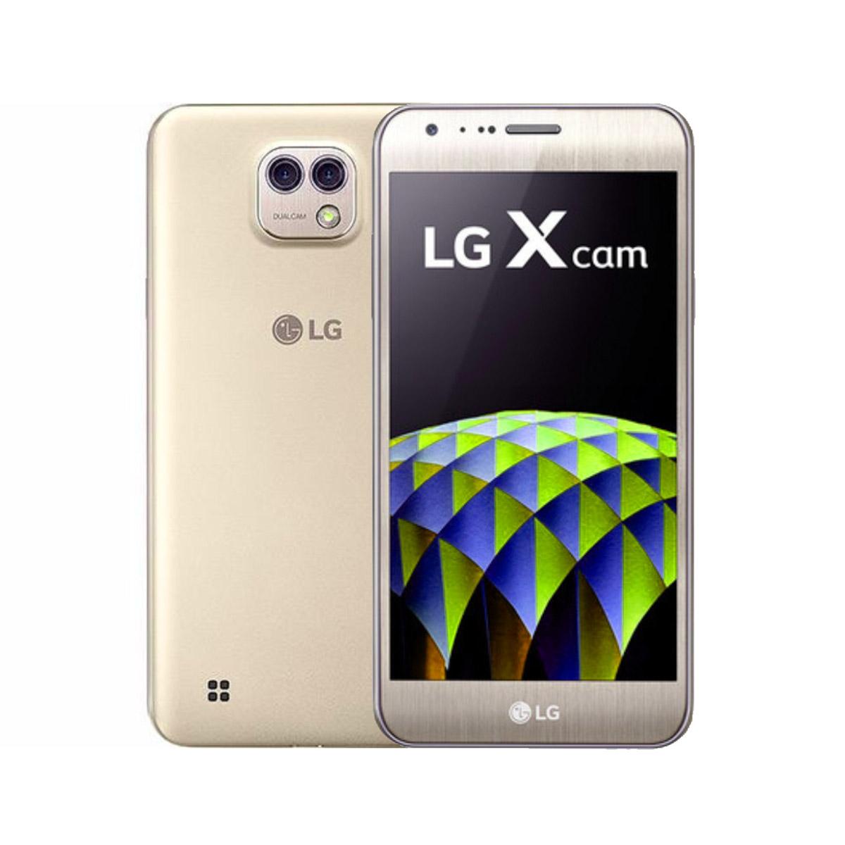 LG X Cam K580 Dual 16gb 13mp Redes Sociais - Mostruário