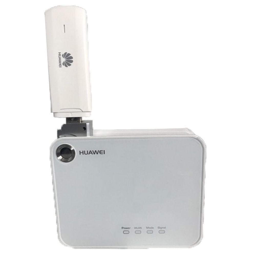 Mini Roteador Huawei D100 Sem Fio 3g Wi-fi Wireless Vitrine