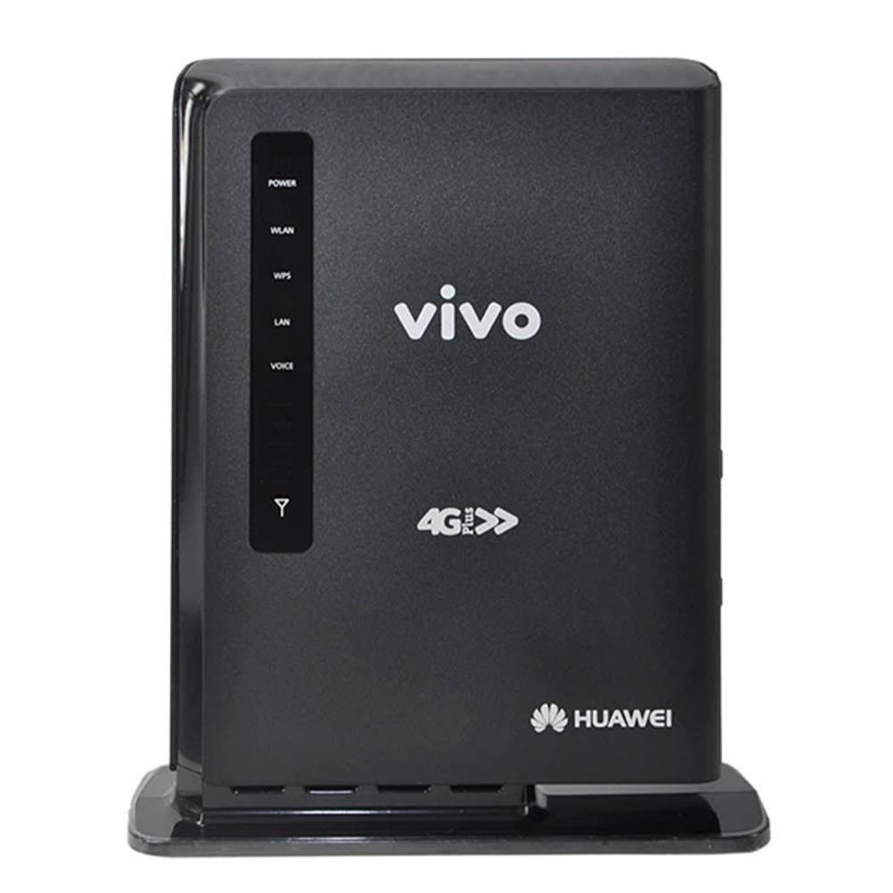 Modem Roteador Huawei E5172s 4g/3g Wi-fi Antena Rural Outlet