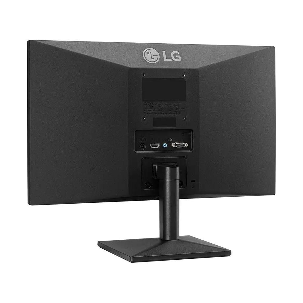 """Monitor LG LED 19.5"""" Widescreen HDMI/VGA 2ms 20MK400H-B"""
