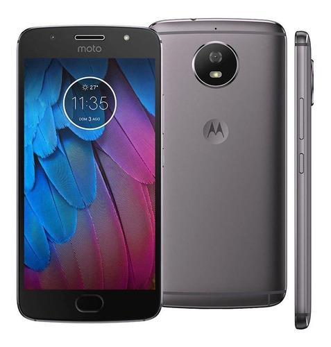Motorola G5s Xt1792 32gb 2gb Ram Tela 5.2' 16mp - Mostruário