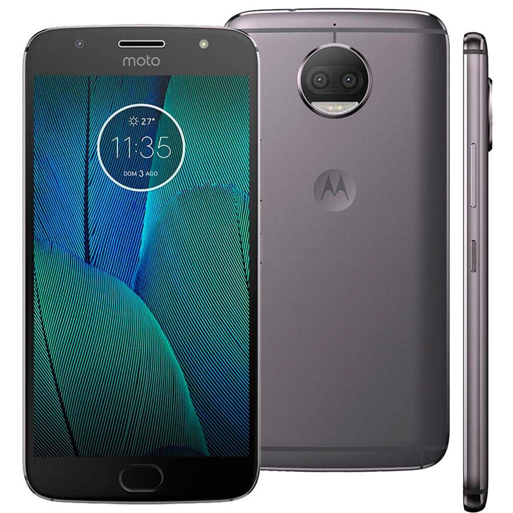 Motorola Moto G5s Plus XT1802 32GB TV Tela 5.5' 13MP (Outlet)