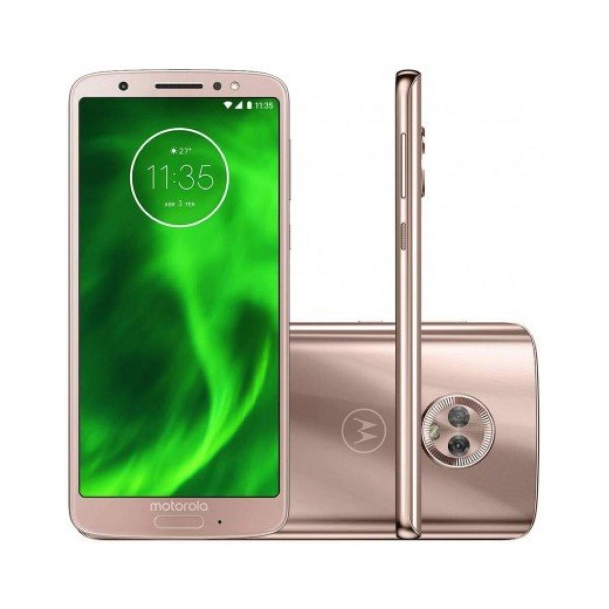 Motorola Moto G6 Dual Xt1925 32gb 3gb Ram - Usado