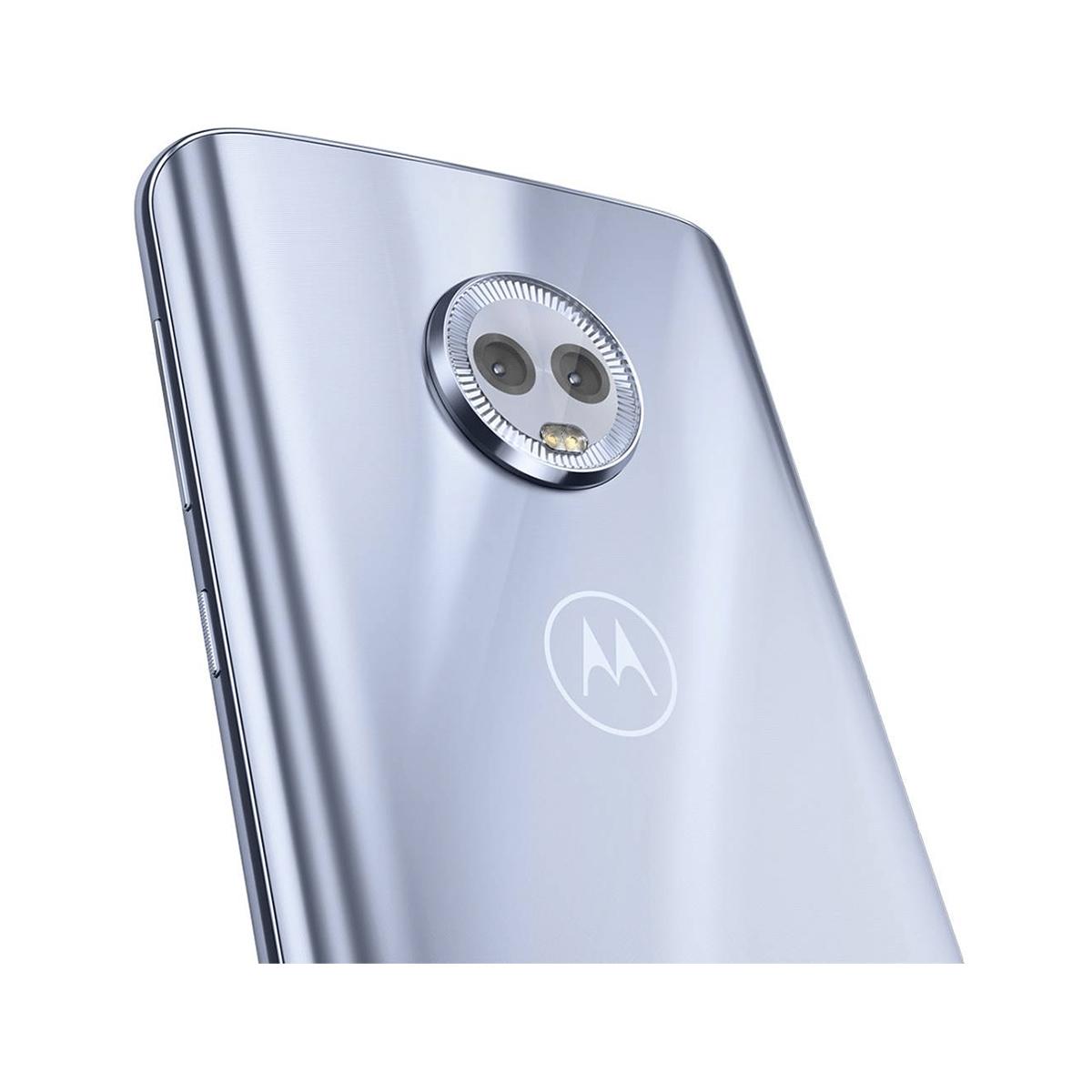 Motorola Moto G6 Plus Tv Xt1926 Dual 64gb - Mostruário