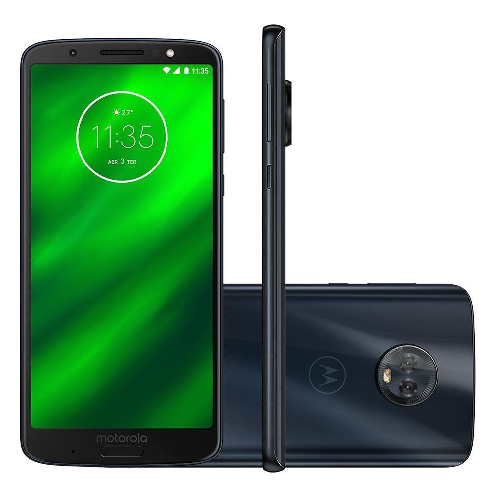 Motorola Moto G6 Plus XT1926 Dual 64GB TV 12MP+5MP (Recondicionado)