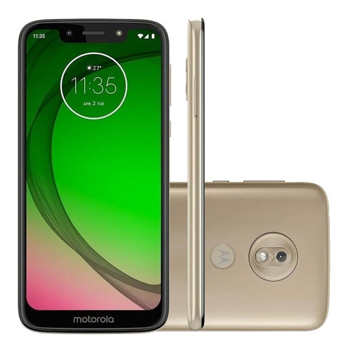 Motorola Moto G7 Play Dual Xt1952 32gb 2gb Ram Seminovo (Bom)