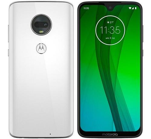 Motorola Moto G7 Xt1962-4 64gb Ram 4gb Tela 6.2 Android 9