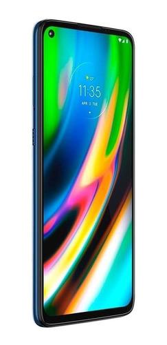 Motorola Moto G9 Plus 128gb 4gb Ram Tela 6.8' Novo Open Box