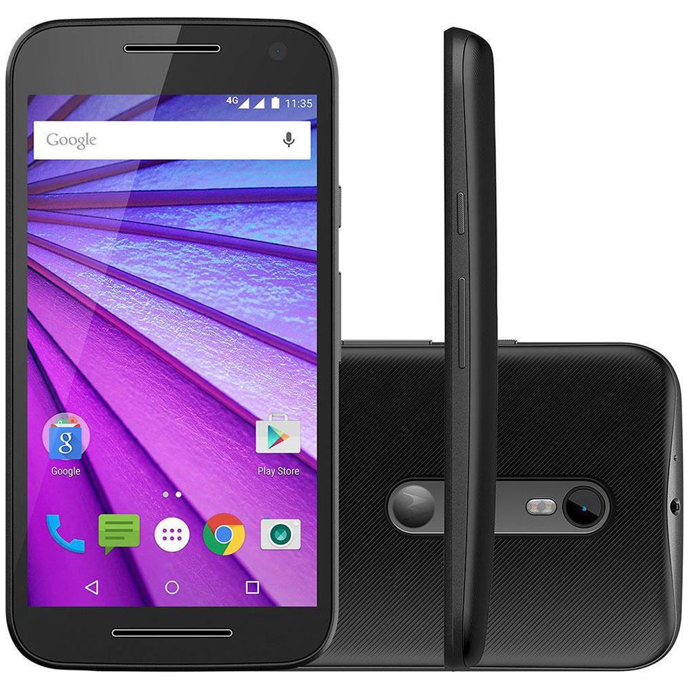 Motorola Moto G 3ª Dual Xt1550 16gb 2gb Ram Wifi 4g Cam 13mp