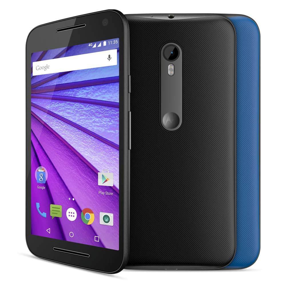 Motorola Moto G 3ª Geração  XT1543 com 8GB, Tela de 5  Dual, 1GB RAM Anatel (Recondicionado)