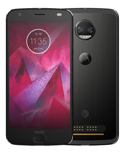 Motorola Moto Z2 Force Xt1789 64gb 4gb Ram - Recondicionado