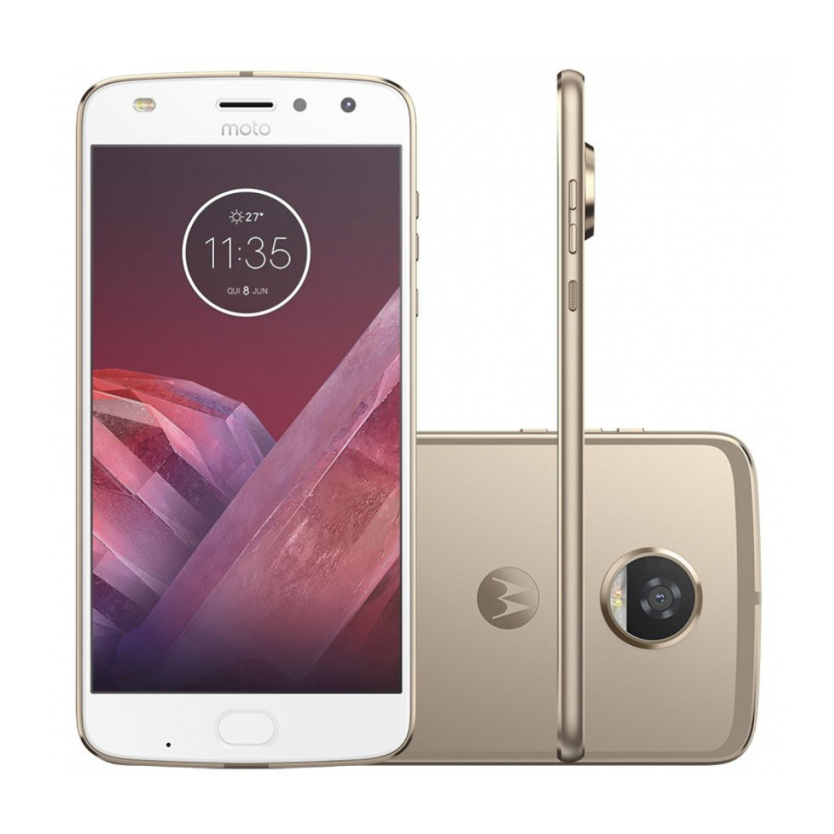 Motorola Moto Z2 Play 64gb Xt1710 4gb Ram - Usado