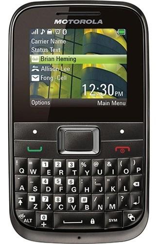 Motorola Motokey EX116 Wi-fi Bluetooth Radio Fm Mp3 (Outlet)