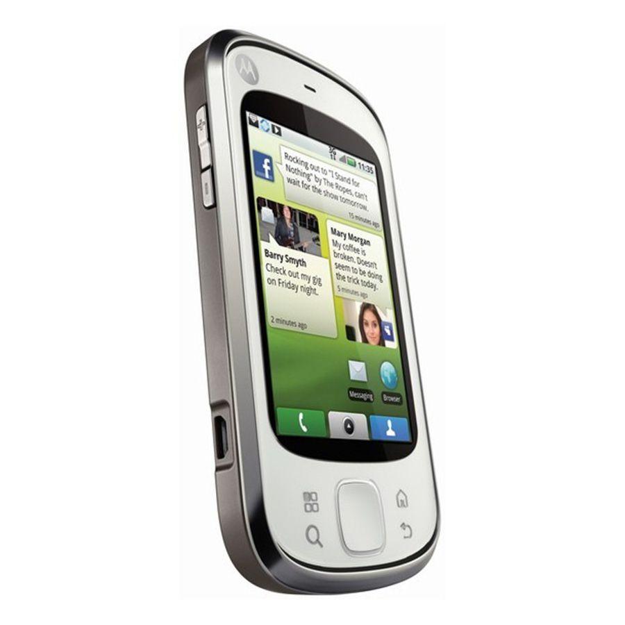 "Celular Motorola Quench Mb501 Tela 3.1"" 5mp Android Novo de vitrine"