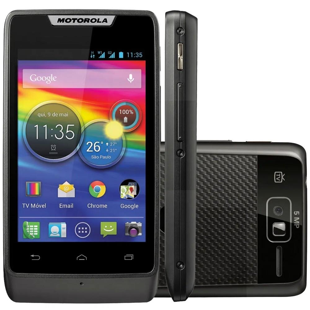 Motorola Razr D1 3g Xt918 4gb Dual Tv Tela 3.5' Android