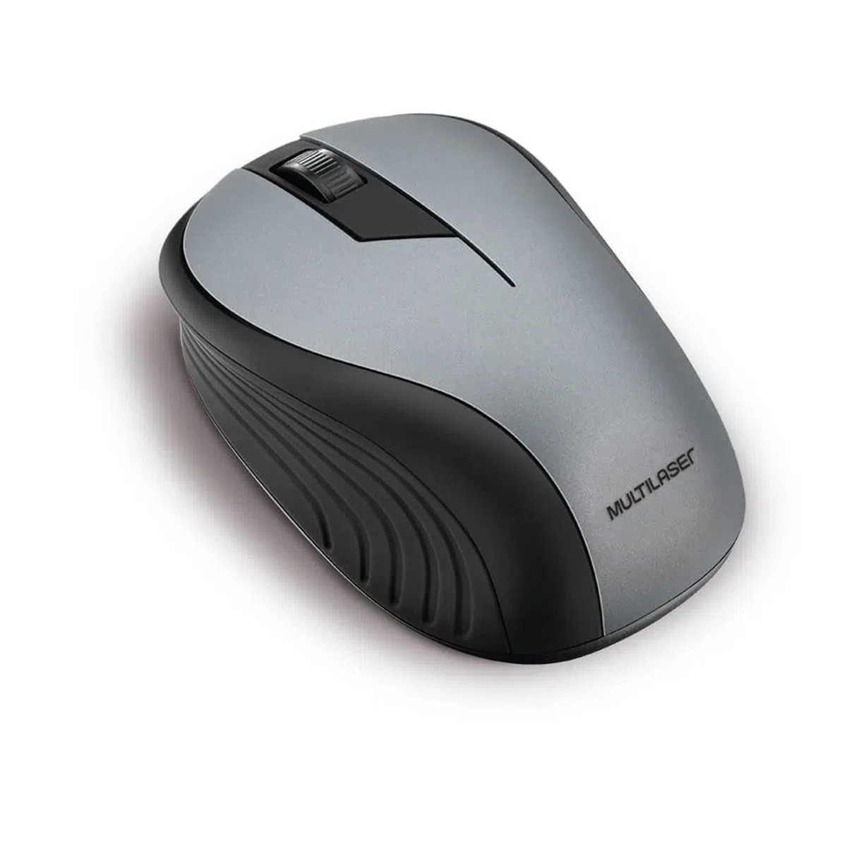 Mouse Óptico Multilaser USB Sem Fio 1200dpi - Wave MO213