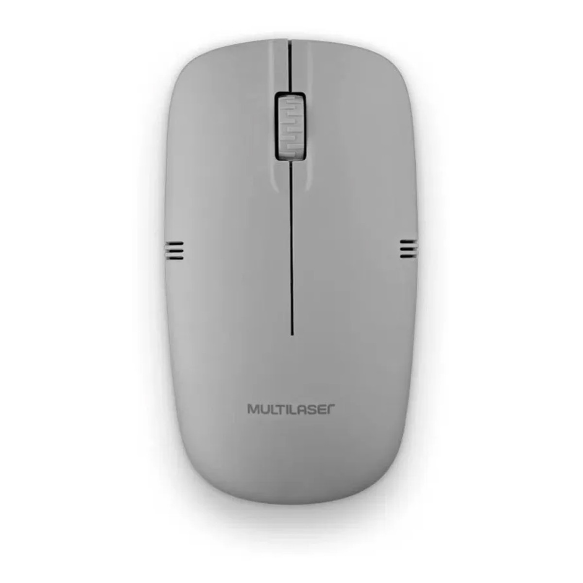 Mouse Óptico Sem Fio Super Leve Multilaser 1200dpi - MO287
