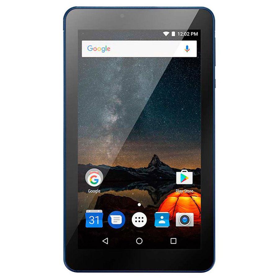 Tablet Multilaser M7S Plus nb274 Tela 7.0' 8gb wifi QuadCore Azul