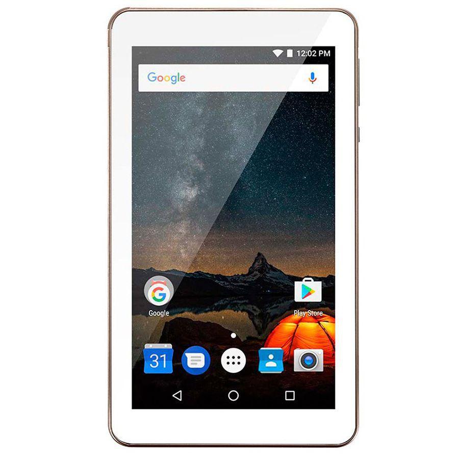 Tablet Multilaser M7S Plus nb276 Tela 7.0' 8gb wifi Dourado