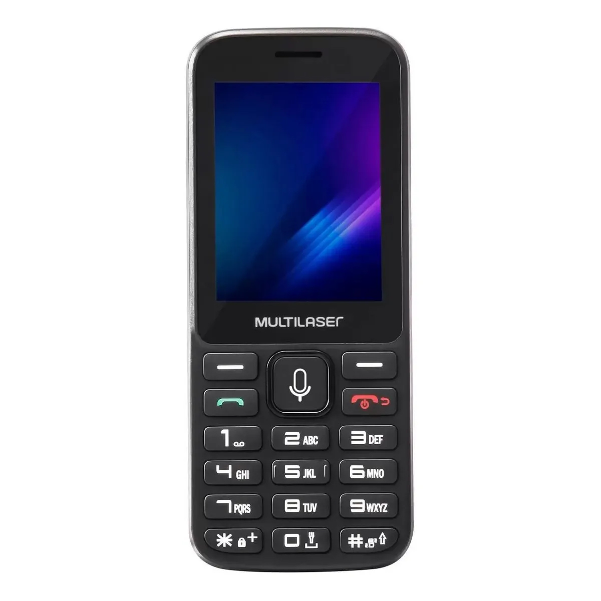 Multilaser Zapp 3g Whatsapp P9098 Preto Novo