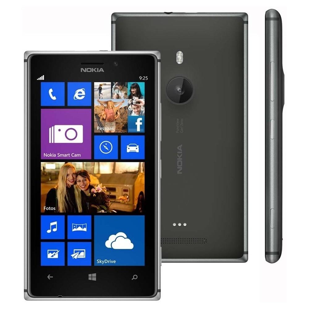 Nokia Lumia 925 4G Windows 8 16GB 1GB RAM Nfc (Outlet)