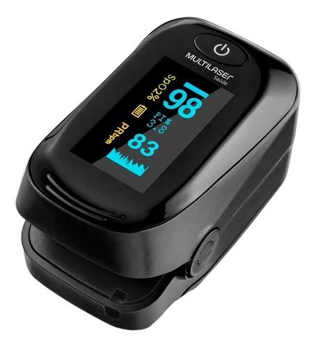 Oxímetro Digital Dedo Medidor De Oxigenação Mutilaser Anvisa - HC261