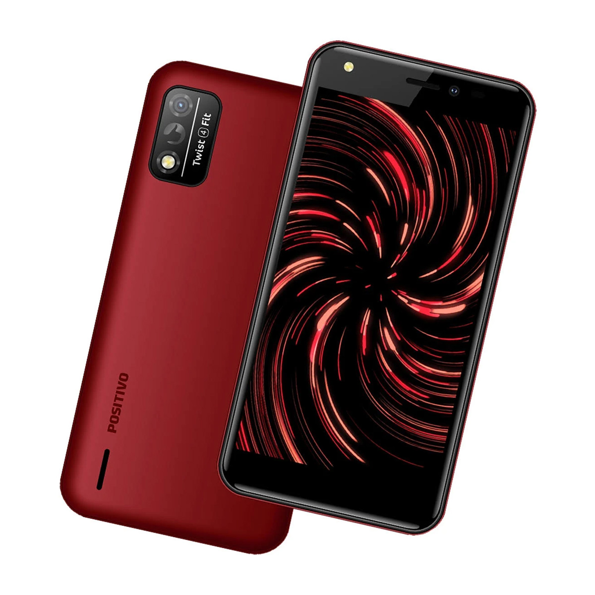 Positivo Twist 4 Fit 32gb Tela 5' Android 8mp+5mp Mostruário