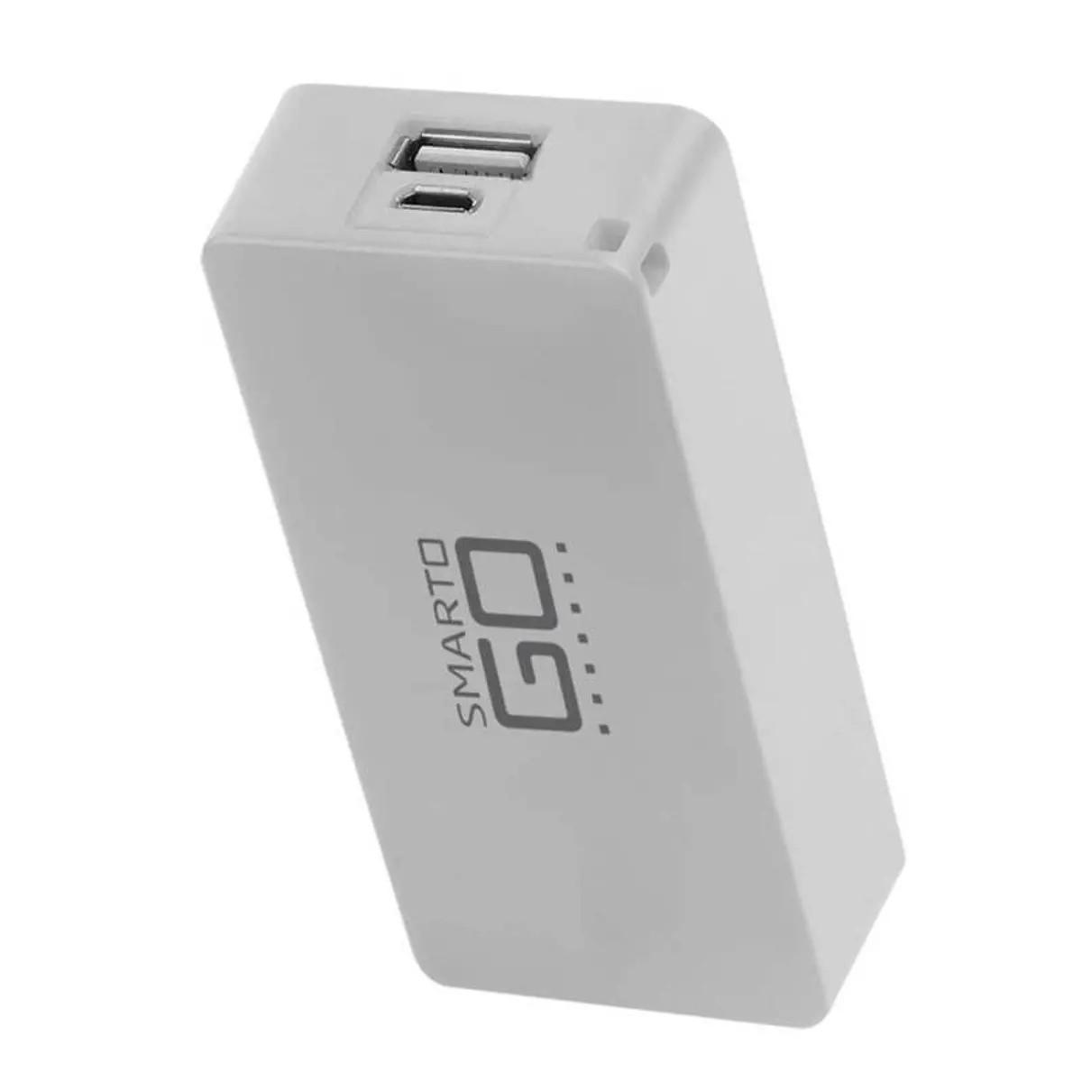 Powerbank Multilaser 4000mAh Carregador Portátil USB - CB126