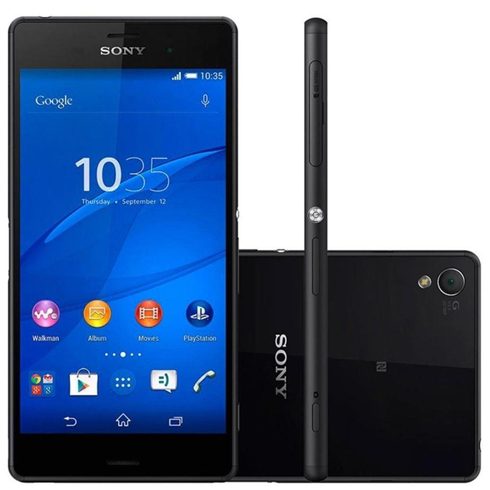Sony Xperia Z3 Dual D6633 Tela 5.2' 16GB 20MP (Recondicionado)