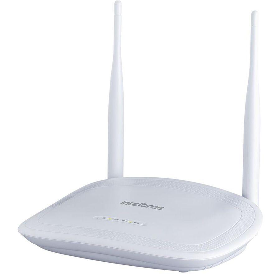 Roteador Intelbras Iwr 3000n Wireless-n 300 Mbps Novo