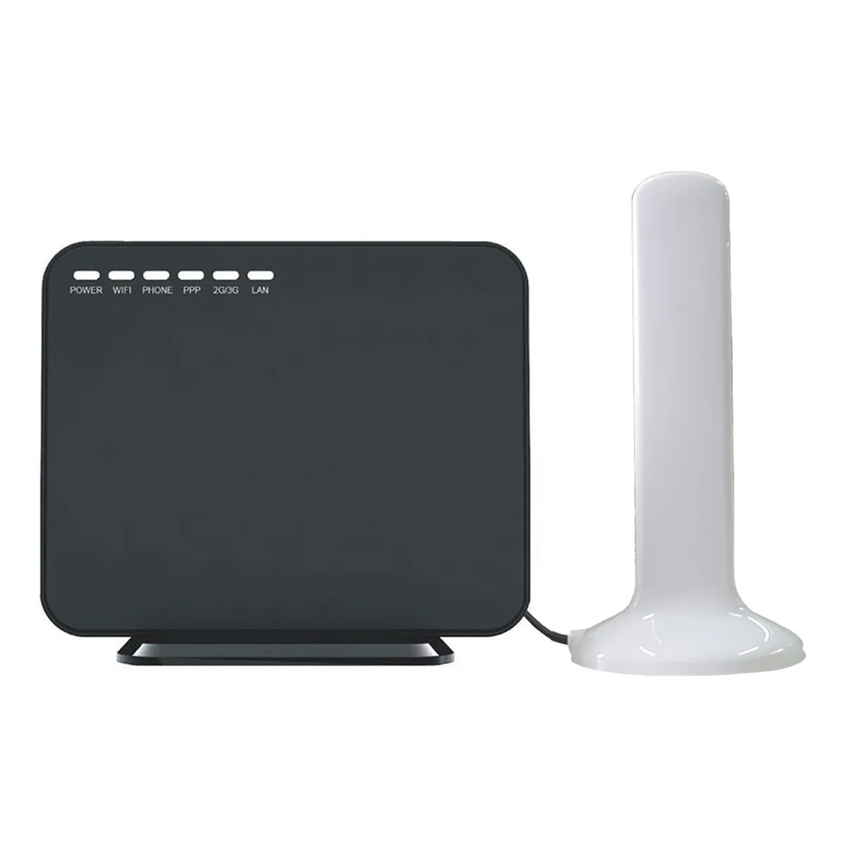Roteador Wi-fi Rural 2g/3g Zte Mf25b Desbloqueado Outlet