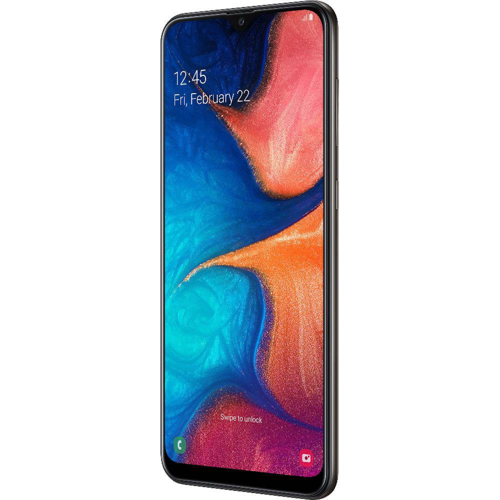 Smartphone Samsung Galaxy A20 A205 32GB (Outlet)