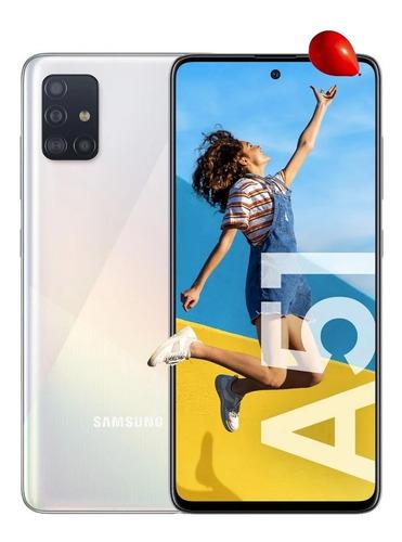Samsung Galaxy A51 Dual 128gb 4gb Ram Seminovo (Excelente)