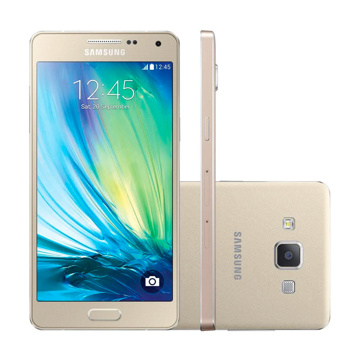 Samsung Galaxy A5 2015 Dual A500 16GB Tela 5' - Usado