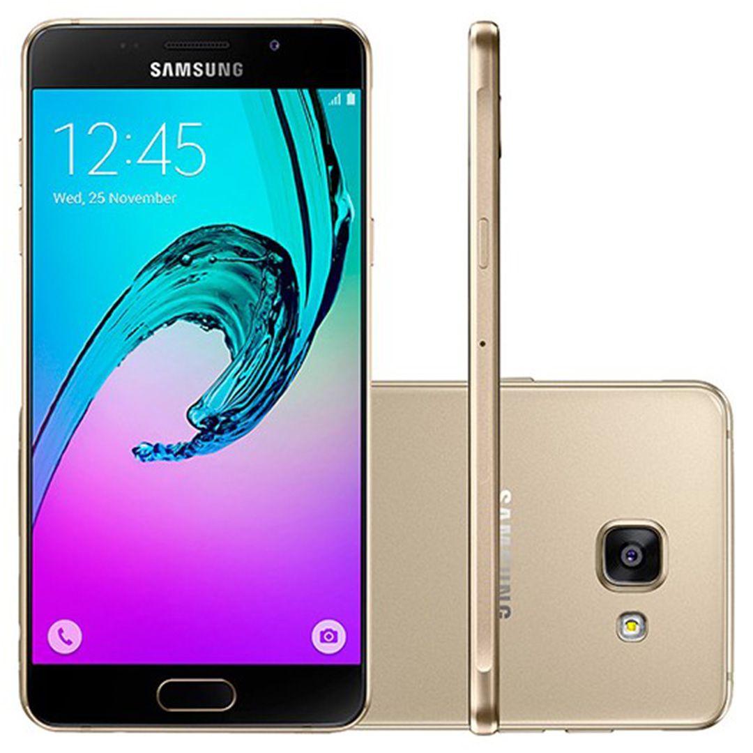 Samsung Galaxy A5 2016 A510 Tela 5.2' Dual 4g 16gb 13mp Outlet