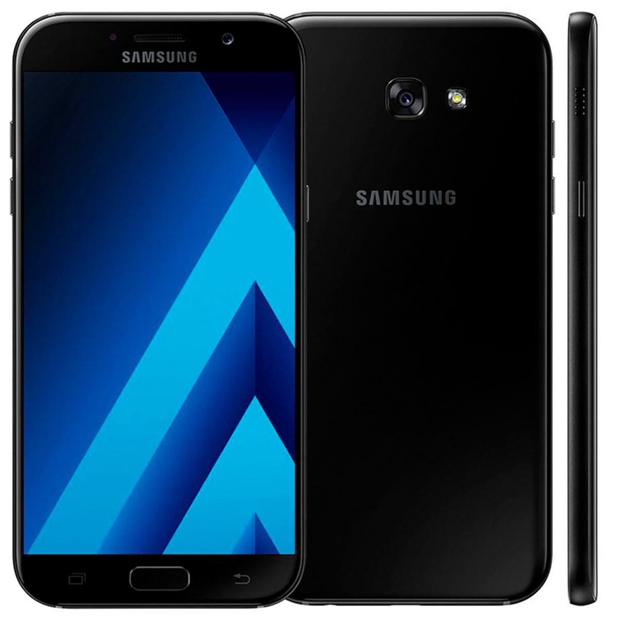 Samsung Galaxy A7 2017 Dual A720 32GB Tela 5.7' 3GB Ram (Recondicionado)