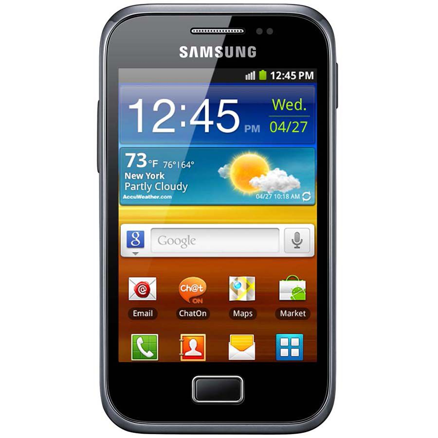 Samsung Galaxy Ace Plus S7500 Tela De 3.7' 3gb Seminovo