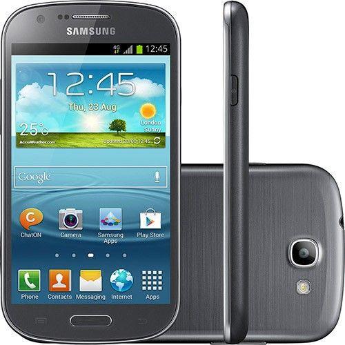 Samsung Galaxy Express I8730 Tela 4.5' 8gb 5mpx Vitrine