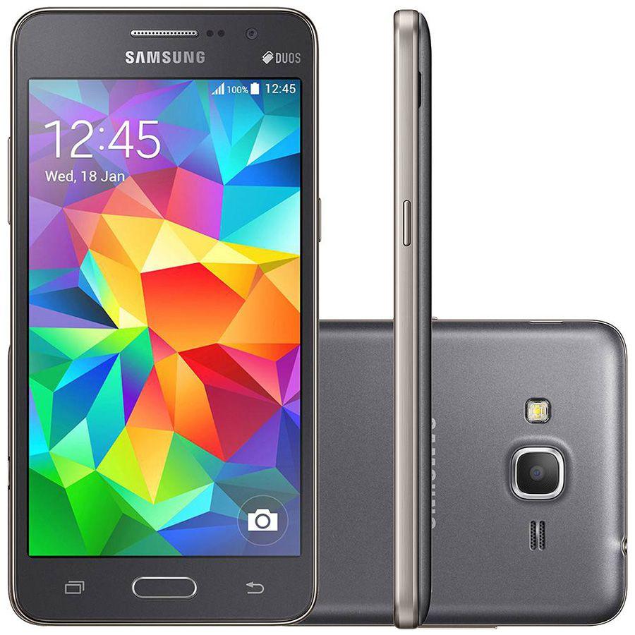 """Samsung Galaxy Gran Prime G531 Duos Tela 5"""" 8gb Anatel EXCELENTE"""
