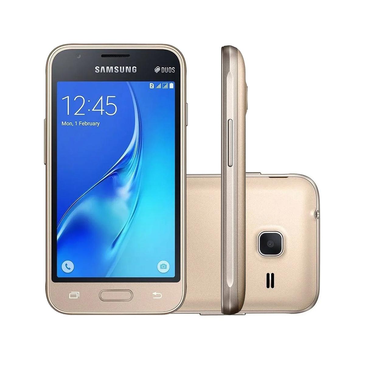 Samsung Galaxy J1 Mini Dual J105 8gb Tela 4' - Seminovo
